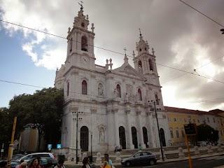 Basílica da Estrela à Lisbonne