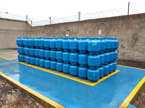 Polícia recupera 630 botijões de gás roubados em Peritoró-MA