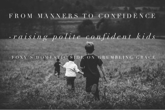 Manners Kids Polite Confident Tips