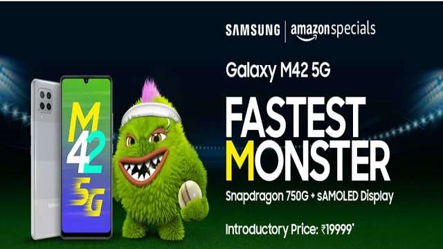 Samsung Galaxy M42 5G With Snapdragon 750G SoC Launched In India, See Details
