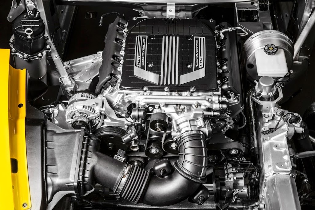 2015 Chevrolet Corvette Z06 16