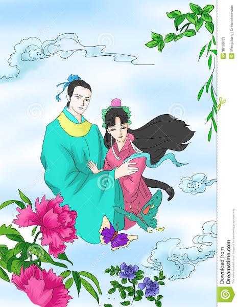 The Butterfly Lovers - Lương Sơn Bá - Chúc Anh Đài