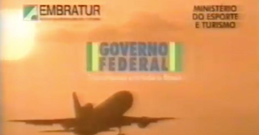 Campanha do Governo Federal ao som da banda Araketu para alavancar o turismo dentro do Brasil
