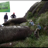 Excursão para o Pico dos Marins