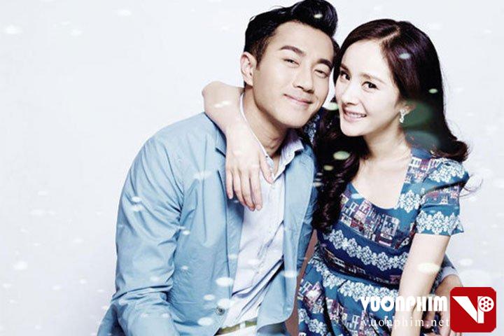 Những khoảnh khắc hạnh phúc của vợ chồng Dương Mịch - Lưu Khải Uy khi chưa xuất hiện tin đồn