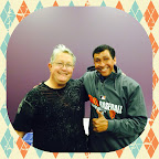 Ron Schneider, CASC Student Highlight and Computer Student with teacher Tulio Cardoza