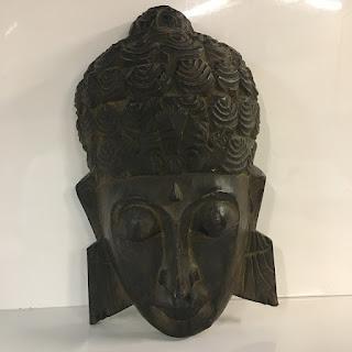 Indonesian Buddha Mask