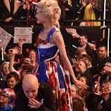 OIC - ENTSIMAGES.COM - Chloe Jasmine and Gail Porter at the Celebrity Big Brother Final held at the Elstree Studios in London on the 24th September 2015. Photo Mobis Photos/OIC 0203 174 1069