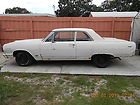 1964 Chevrolet Chevelle 300 Base 2-Door 230 cu in (3.8 L) Chevrolet I6