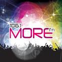 106.1 More FM icon