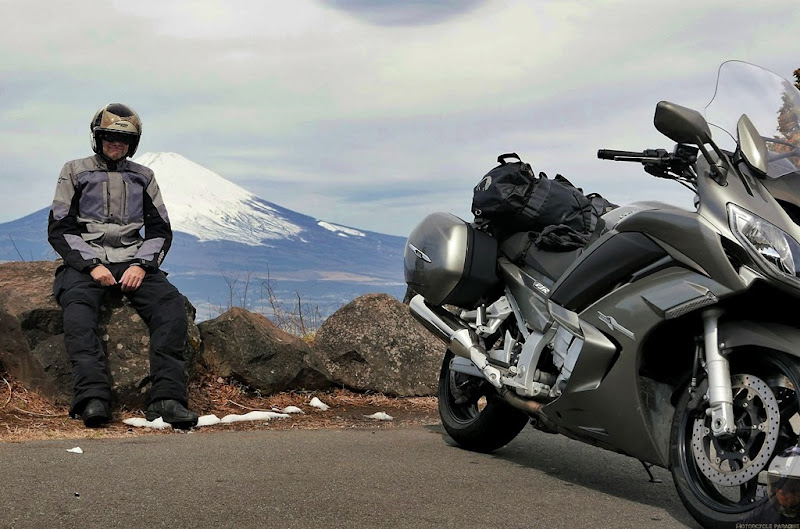 Reasonable gear makes a world of difference when motorcycle touring and it need not cost a fortune