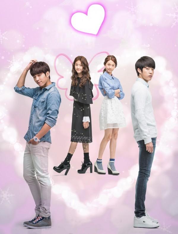 Thiên Thần Biết Yêu - High School Love On (2015)