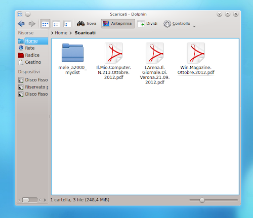 KDE / Kubuntu le anteprime dei PDF su Dolphin