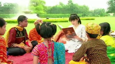 seira reading story