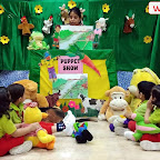 Puppet Show (Playgroup) 25-9-2018