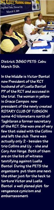 Terminating Rotarian's membership