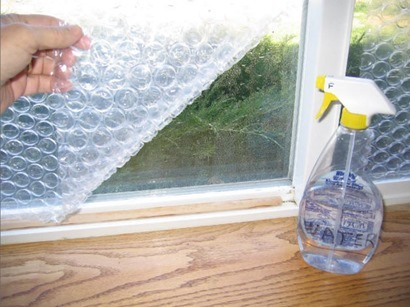 BubbleWraponWindow-temporary-douple-glazing