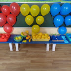 Show & Tell Activity of Colours (Playgroup) 29.09.2015