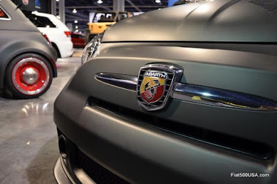 Fiat at SEMA