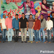 Jakkanna Success Meet