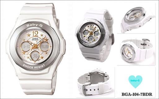 Jual Jam Tangan Casio Baby G   BGA-104  45f230a044
