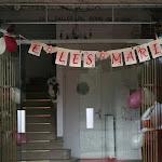 Chemin de halage : Vive les mariés