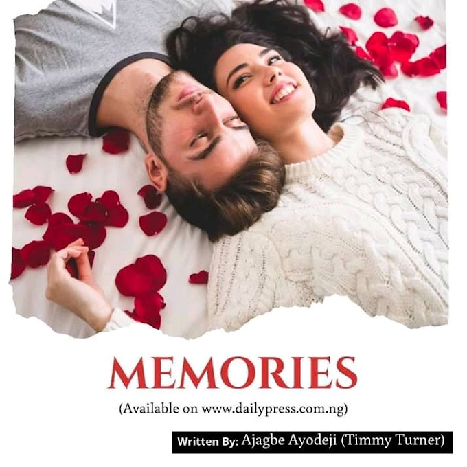 Memories [ A Story Of Fading Lovers] 4