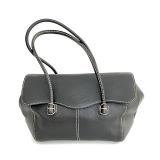 Tod's Black Handbag