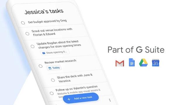 Koneknesia Blog - Google Tasks: Aplikasi Task Untuk Membantu Menyelesaikan Berbagai Hal Lebih Cepat