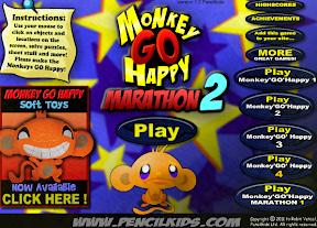 小猴子開心 馬拉松 2