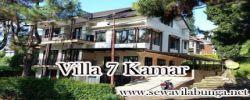 villa istana bunga 7 kamar