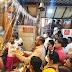 माता महाकाली मंदीरामध्ये हंसराज अहीर यांचे उपस्थितीत महाआरती. #Chandrapur