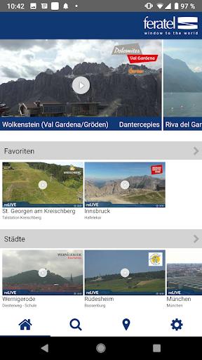 feratel webcams Apk 1