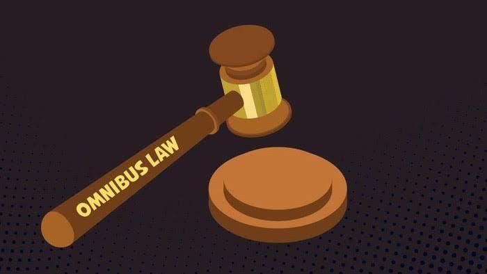 Omnibus Law Ciptaker Sah, Rakyat Menuai Kecewa