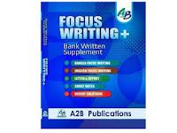 A2B Focus Writing - PDF Download