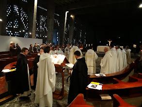 Photo: Sv. Josef vnáší do postní doby slavnostní liturgii ...
