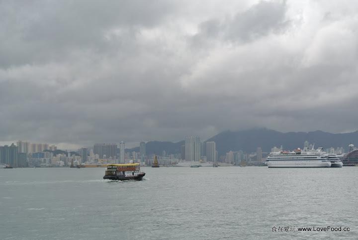 香港【三家村 西灣河】烏篷船慢遊維港 - 食在愛玩@香港澳門