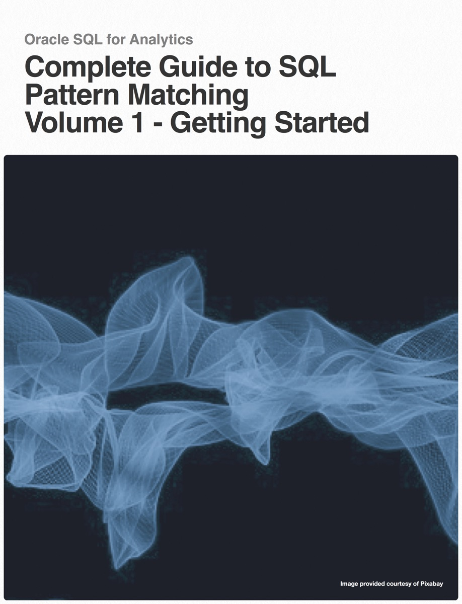 Complete Guide to SQL Pattern Matching  Vol 1