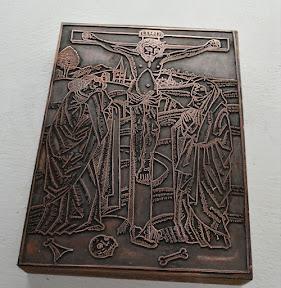Cliché de bronce