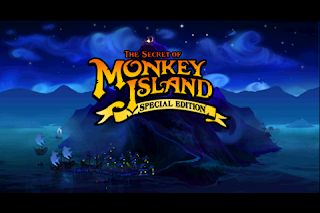 The Secret of Monkey Island 1 adventure game review for the iPhone, iPod Touch and iPad