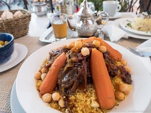 Couscous morrocco marrakech