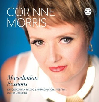 CD REVIEW: MACEDONIAN SESSIONS - Corinne Morris, cello (Morris Music Productions MMP1307)