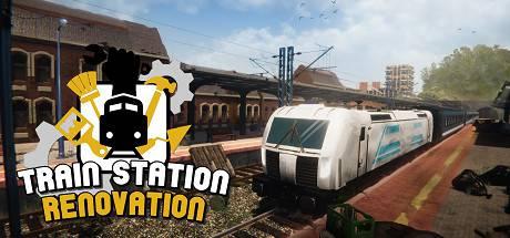 Train Station Renovation Crack