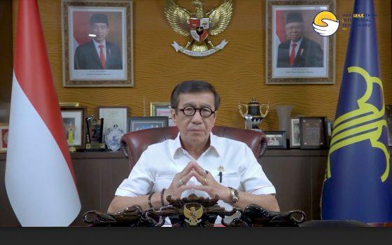 Yasonna Digugat, Demokrat Versi KLB: Bukan Langkah Pribadi Moeldoko