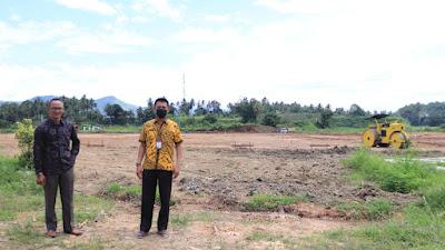 Lapangan Sepak Bola Payakumbuh Bakal Melebihi Stadion Bung Karno