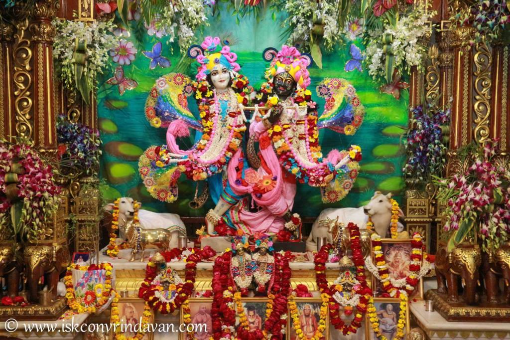 ISKCON Vrindavan Sringar Deity Darshan 26 Feb 2016 (10)