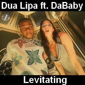Dua Lipa - Levitating ft. DaBaby chords