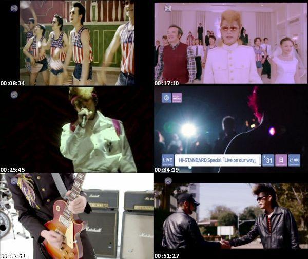 [TV-Variety] 氣志團 MUSIC VIDEO SPECIAL (SSTV 2016.01.28)