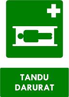 Rambu Tandu Darurat