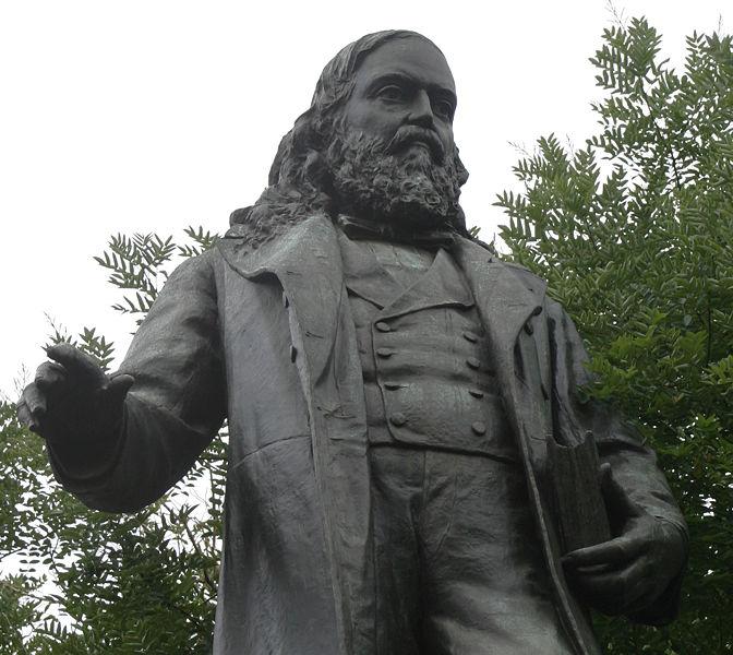 Albert Pike Statue, Albert Pike